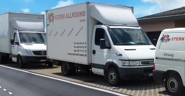 Umzugsfirma Stern Allround GmbH